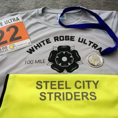 White Rose Ultra – 100 and 60 Miler Results 2018