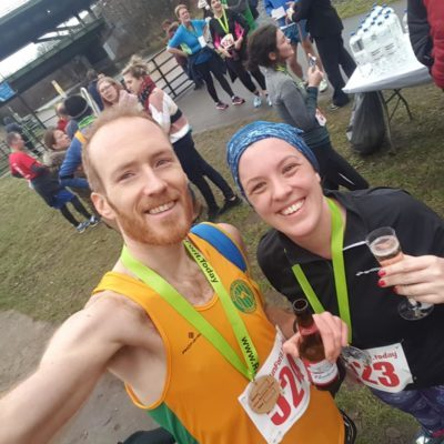 New Year Hair of the Dog Jog 5 / 10K 2019 Results