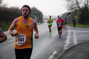 David Forrest running