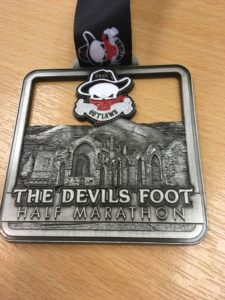 Devil's Foot Medal